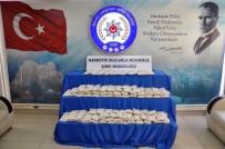 Hatay'da 307 Bin 418 Adet Uyuşturucu Ele Geçirildi