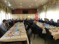 MURAT ÖZTÜRK - Horasan'da Gaziler Günü Kutlandı