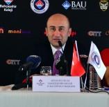 GAYRİMENKUL - Hüseyin Yücel Açıklaması 'İlk Maçımız Avrupa Ligi Maçı, Heyecanlıyız'
