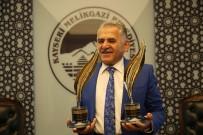 MEMDUH BÜYÜKKıLıÇ - İki Ödül Alan Tek İlçe Belediye Melikgazi Oldu