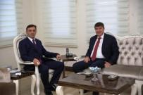 İl Emniyet Müdürü Ulucan, Türel'i Ağırladı