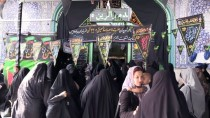 İran'da Muharrem Ayı Etkinlikleri