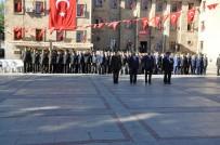 GARNIZON KOMUTANLıĞı - Isparta'da 19 Eylül Gaziler Günü