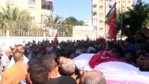 TOPRAK GÜNÜ - İsrail'in Saldırılarında Şehit Olan Gazzelilerin Cenaze Töreni