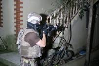 İSTANBUL EMNİYET MÜDÜRLÜĞÜ - İstanbul'da Şafak Vakti Narkotik Operasyonu