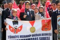 Kahramanmaraş'ta Gaziler Günü Kutlamaları