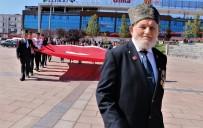 BELEDİYE BAŞKAN YARDIMCISI - Karabük'te Gaziler Günü Kutlandı