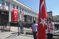 GARNIZON KOMUTANLıĞı - Kars'ta Gaziler Günü Törenle Kutlandı
