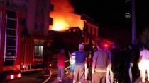 Kocaeli'de Suriyeli Ailenin Evinde Yangın Açıklaması 2 Ölü, 3 Yaralı