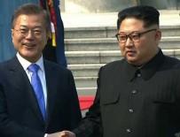 DIŞİŞLERİ BAKANLIĞI SÖZCÜSÜ - Koreli Liderlerin görüşmesine Çin'den Destek