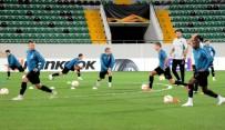 SPOR TOTO - Krasnodar'da Akhisarspor Maçı Hazırlıkları Tamam