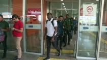 SPOR TOTO - Krasnodar Futbol Takımı, İzmir'e Geldi
