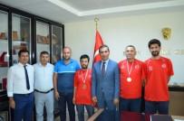GENÇLİK VE SPOR İL MÜDÜRÜ - Masa Tenisinde Adıyaman Türkiye Üçüncüsü Oldu