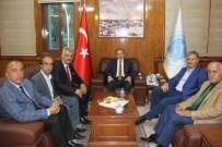 AHMET ÇAKıR - Milletvekili Çakır Hakkari'de Ziyaretlerde Bulundu