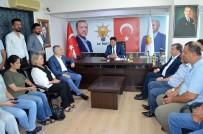 Mustafa Savaş; 'Didim Projelerimizi Bakanımız Açıklayacak'