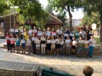 MATEMATIK - Okul Öncesi Minikler Belgelerini Aldı