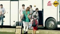 Otobüs Yolcularına 'Emniyet Kemeri' Filmi İzletilecek