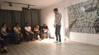 OYUNCULUK - Oyuncu Çağrı Öztürk İzmir'de Oyuncu Adayları Yetiştiriyor
