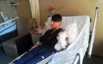 İş Kazasında Kolu Kopan Çocuk Nakil Bekliyor
