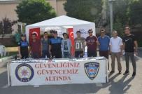 TRAFİK TESCİL - Polis Ekipleri, MŞÜ'de Öğrencileri Bilgilendirdi