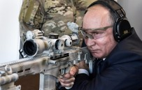 KESKİN NİŞANCI - Putin Hedefi 600 Metreden Vurdu
