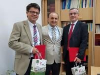 REKTÖR - Romanya'dan 2 Üniversiteyle Erasmus Anlaşması
