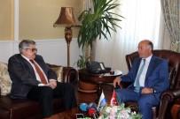 SEYFETTIN AZIZOĞLU - Rusya Ankara Büyükelçisi Yerhov'dan Suriye Açıklaması