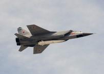 Rusya'da Askeri Uçak Düştü