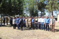 SAYGI DURUŞU - Samsat'ta Gaziler Günü Kutlandı