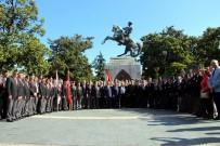 HALK OYUNLARI - Samsun'da Gaziler Günü Törenleri