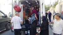 GÜVENLİK ÖNLEMİ - Şanlıurfa'da Boşanma Yüzünden Çıkan Kavga Kanlı Bitti Açıklaması 1 Yaralı