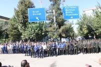 GARNIZON KOMUTANLıĞı - Siirt'te Gaziler Günü Kutlandı