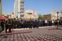 TUGAY KOMUTANI - Silopi'de 19 Eylül Gaziler Günü Kutlandı