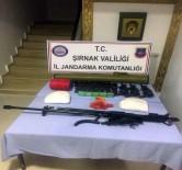 BOSTANCı - Silopi'de PKK'lı Teröristlere Ait Mühimmatı Ele Geçirildi
