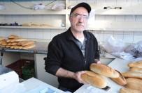 Simav'da Ekmek Zammı 5 Ay Sonra Uygulamaya Konuldu