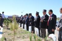 GARNIZON KOMUTANLıĞı - Sivas'ta Gaziler Anma Proğramı