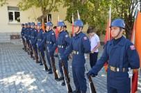 SAYGI DURUŞU - Sivirihisar'da 19 Eylül Gaziler Günü Törenle Kutlandı
