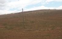PARMAK İZİ - Sungurlu'da Telefon Kablolarını Çaldılar