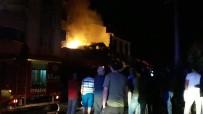 Suriyeli Ailenin Yaşadığı Ahşap Evde Yangın Çıktı Açıklaması 2 Ölü 3 Yaralı