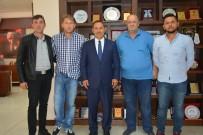 Taraftar Derneklerinden Başkan Uysal'a Ziyaret