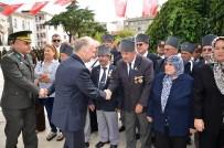 MEHMET CEYLAN - Tekirdağ'da Gaziler Günü Törenleri