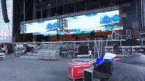 TEKNOFEST İstanbul'da Hazırlıklar Son Aşamaya Geldi