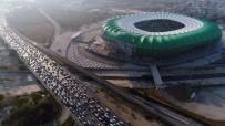 Timsah Arena'nın Çenesi Mart'ta Bitecek