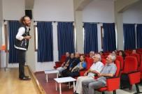 Toros Üniversitesi'nde 'Madde Kullanımı İle Mücadele' Konferansı