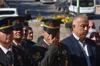 TERÖR MAĞDURLARI - Tosya'da Gaziler Gününde Belediye Başkanı Ve Komutanın Gözyaşları Damga Vurdu