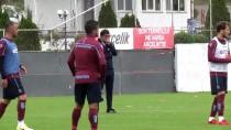 GÖZTEPE - Trabzonspor'da, Göztepe Maçı Hazırlıkları