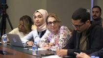 İSLAMABAD - Tunus Medya Heyetinden AA'ya Ziyaret