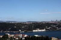 RUMELI HISARı - Türk Yıldızları İstanbul semalarında