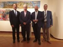 BEDRİ BAYKAM - Türkiye Ve Yunanistan'da Dört Şehri Gezecek 'Sanatta İletişim' Sergisi Perdelerini Açtı