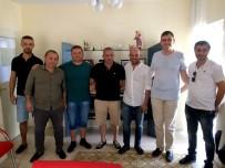 TÜRSAB Batı Antalya Yöre Temsil Grubu Kemer'de Toplandı